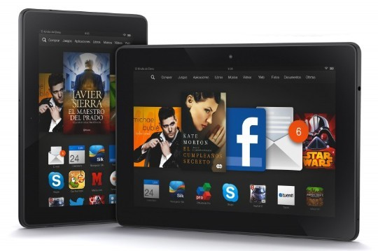 Amazon se adelanta al iPad