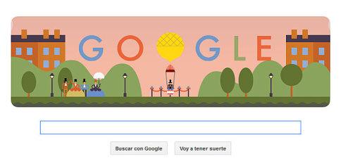 Google se lanza en paracaídas