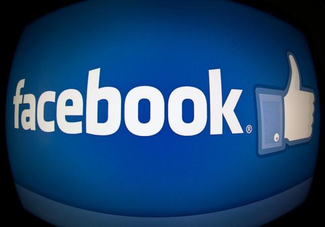 Imagen del logotipo de Facebook.