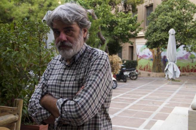 El periodista griego Dimitris Psarras autor de  'El libro negro...
