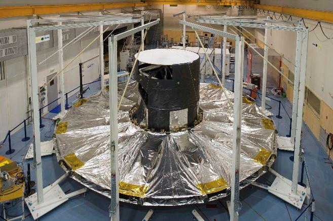 Aplazado el lanzamiento de GAIA, el satélite que censará las ...