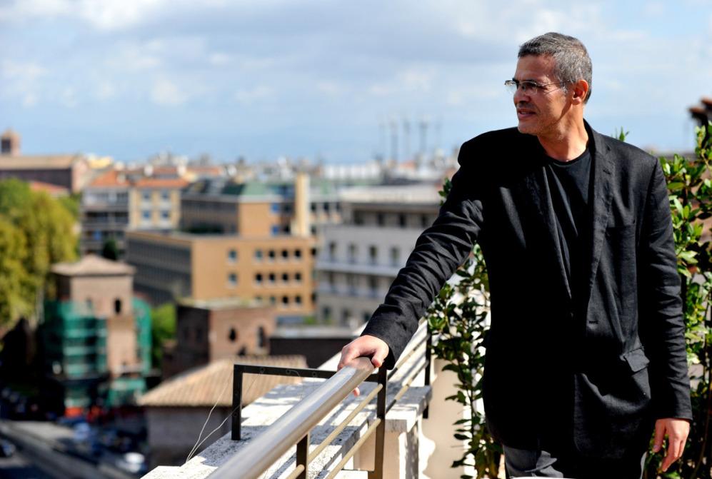 Kechiche, la semana pasada, en Roma. | AFP