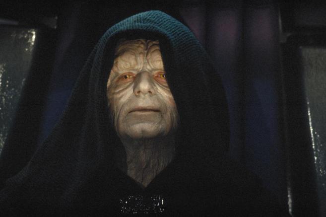 Fotograma de la película 'El retorno del Jedi '.