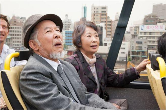 Fotograma de 'Una familia en Tokio'.