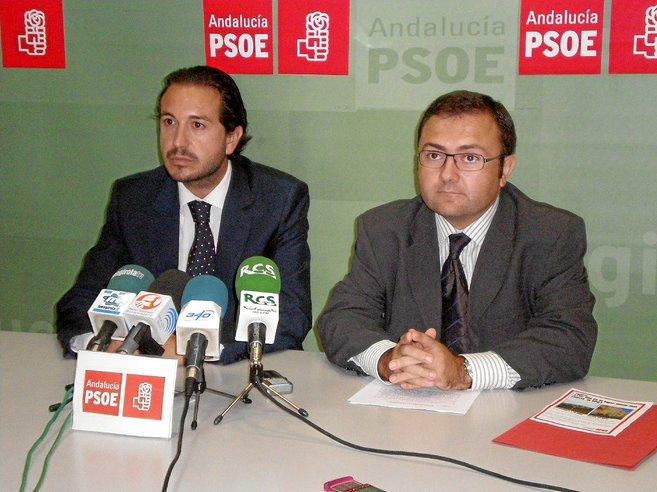 El exsecretario local del PSOE en Fuengirola, Javier García León,...