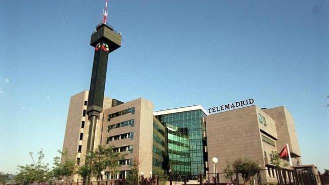 La sede la televisión autonómica madrileña