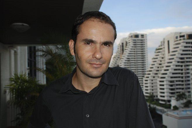 El corresponsal de EL MUNDO en Asia, David Jiménez.
