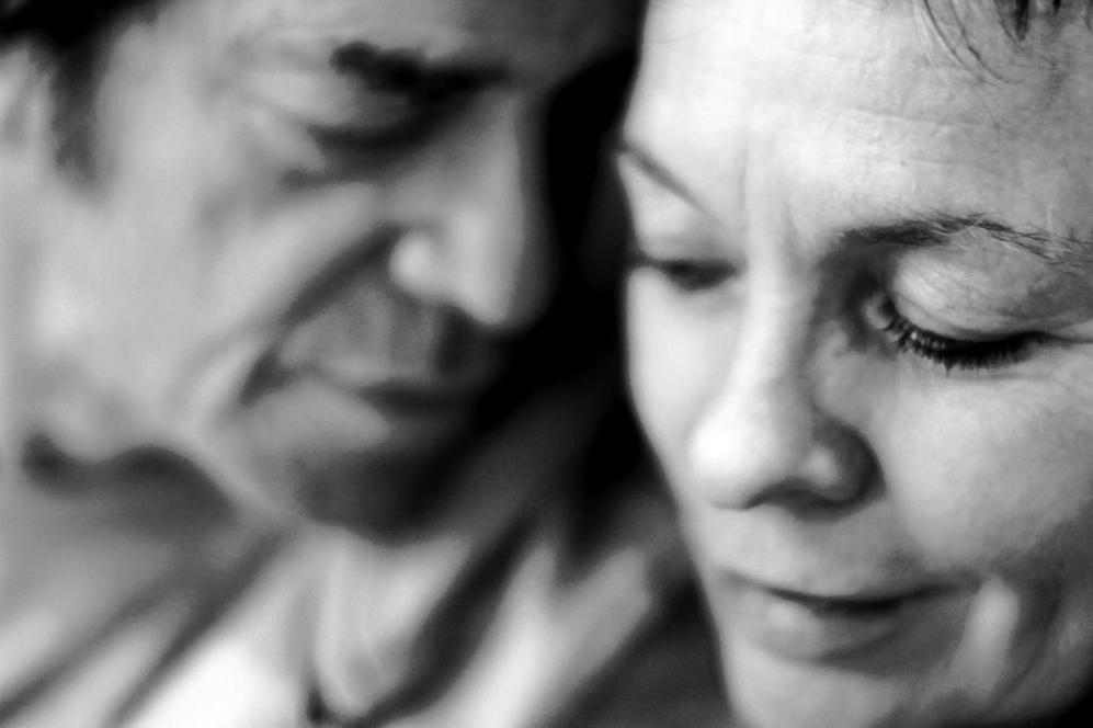 Lou Reed y Laurie Anderson.