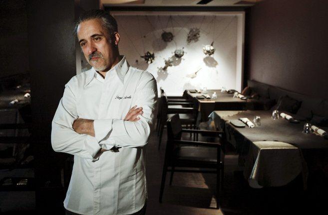 Sergi Arola, en Gastro.