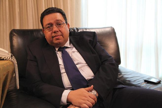 Ziad Bahaa Eldin, el viceprimer ministro egipcio.