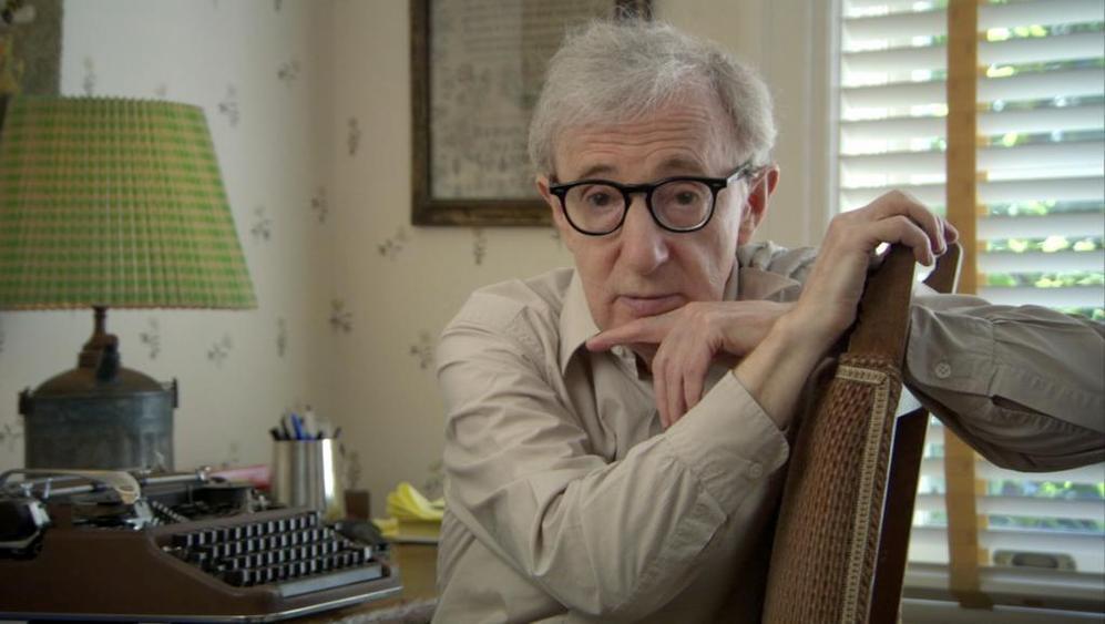El director estadounidense, Woody Allen.