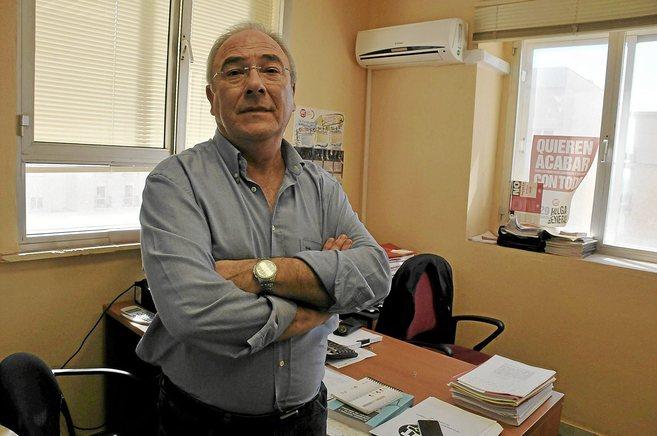 Antonio López Bedmar, ex secretario de Organización de UGT de...