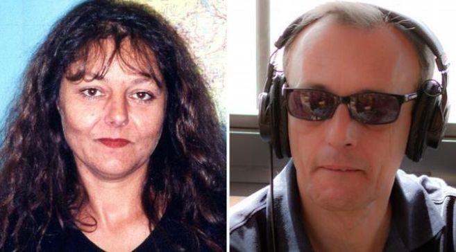 Los periodistas asesinados en Mali Ghislaine Dupont y Claude Verlon.