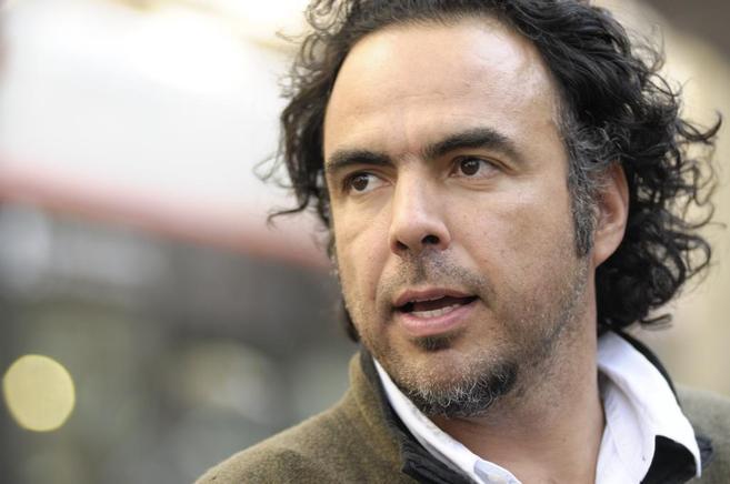 El director de cine mexicano Alejandro González Iñárritu
