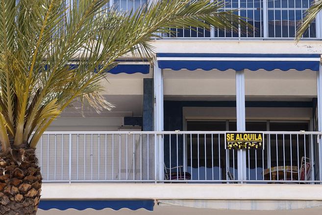Apartamentos en alquiler particular en primera línea de costa de la...