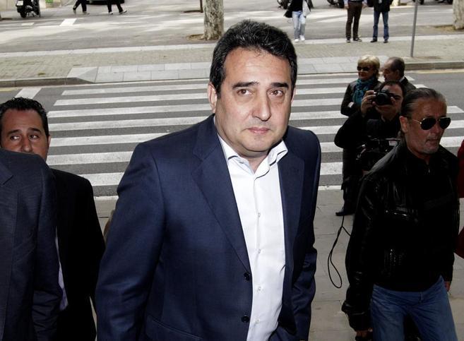 El ex alcalde de Sabadell, Manuel Bustos.