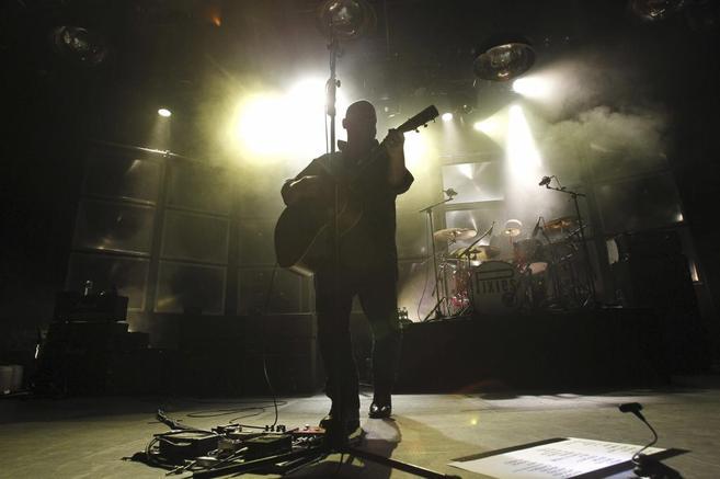 Francis Black, cantante de la banda estadounidense de rock alternativo...