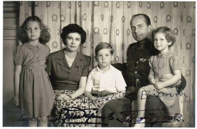 Fotos inéditas reina sofía