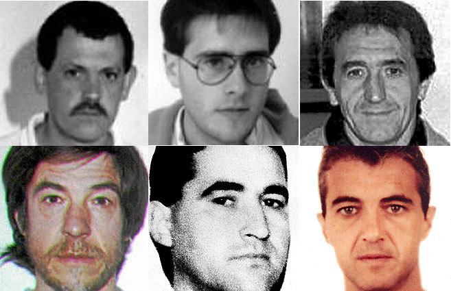 Azkargorta, Fernández Castañares, Garalde, Gómez López, Domingo...