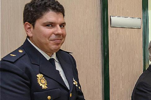 El ex escolta José Joaquín Fernández. Se cree que pudo ser el...