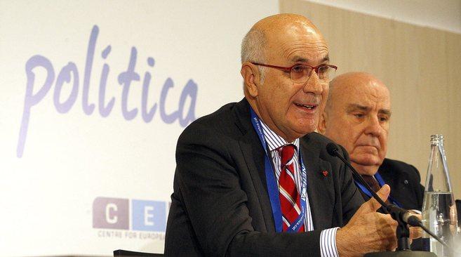 Josep A.Duran en la clausura de las jornadas del Instituto de Estudios...