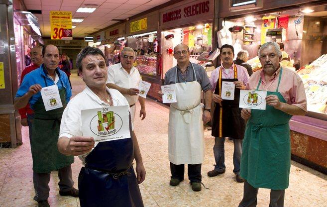 Comerciantes de Hortaleza que se han apuntado a la iniciativa