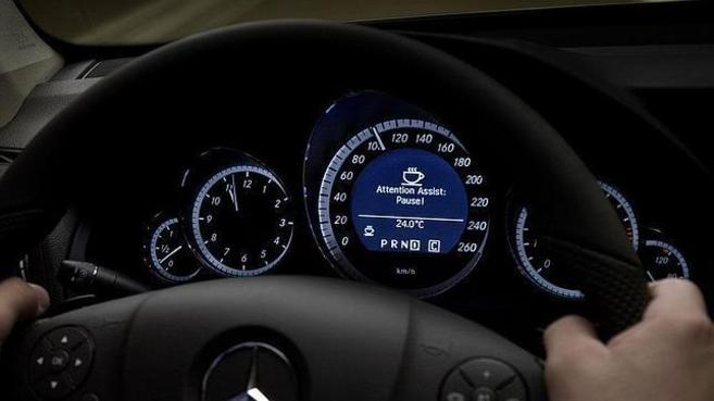 Ya hay sistemas que detectan el cansancio del conductor