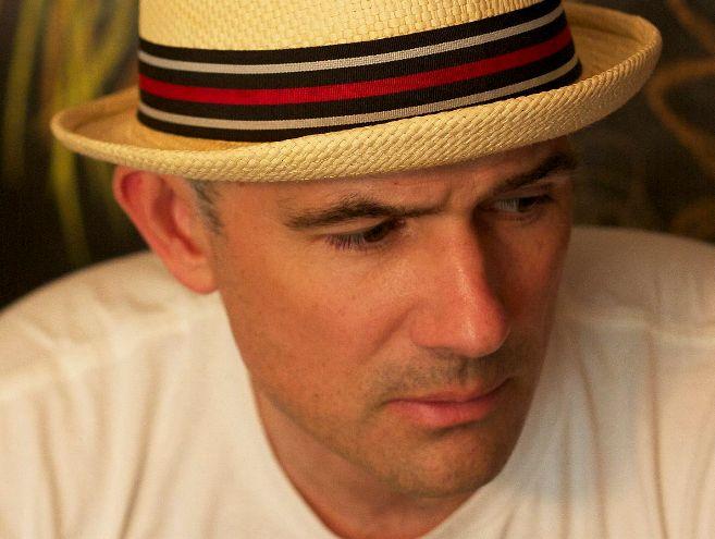 El escritor Mark Z . Danielewski, autor de 'La casa de...