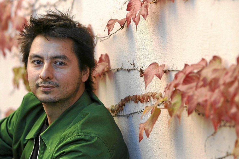 El periodista de EL MUNDO y poeta Antonio Lucas, ganador del último...