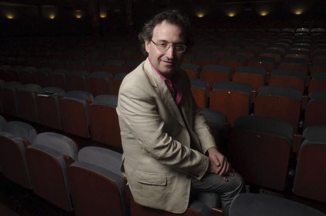 El productor Jesús Cimarro, que lleva desde 2012 al frente del...