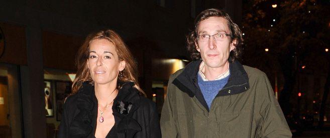 Mónica Martín Luque y Fernando Gómez-Acebo, en 2010.