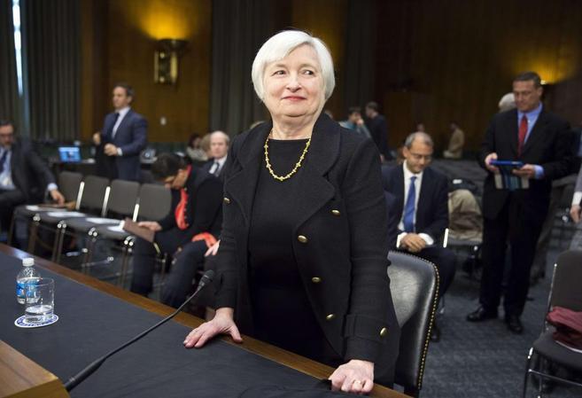 Janet Yellen, la futura presidenta de la Reserva Federal.