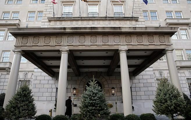 Un hotel de alta categoría en Washington.