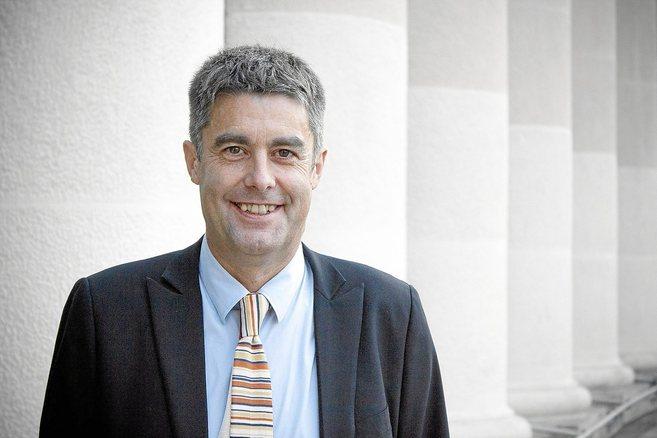 El director de Smart City World Congress, Lluís Gómez.