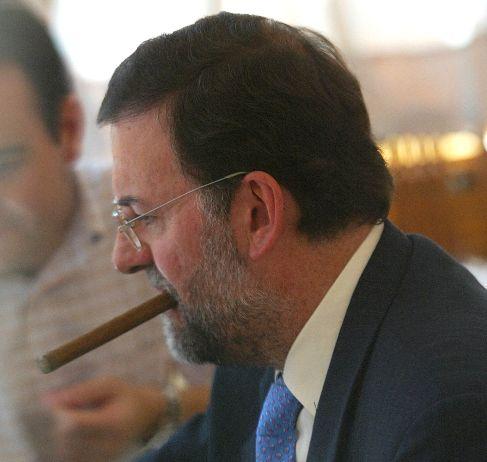 Mariano Rajoy, en una imagen del año 2003.