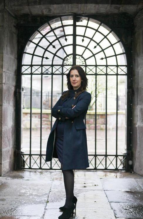 Dolores Redondo, autora de 'Legado en los huesos'