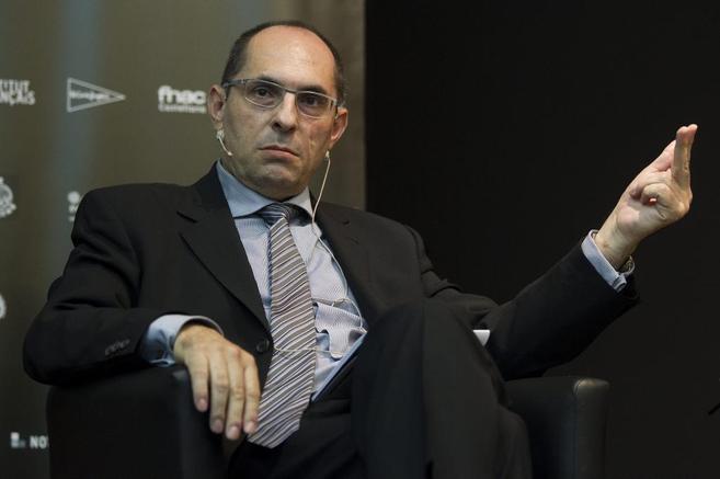 El juez Elpidio Silva durante una mesa redonda el pasado 23 de...
