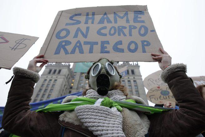 Un ecologista contra la inacción ante el cambio climático en la...