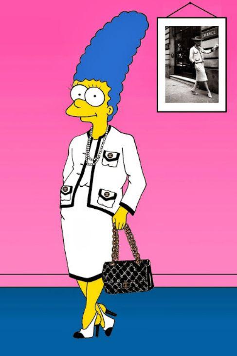 aleXsandro Palombo y la señora Simpson también rinde homenaje a...