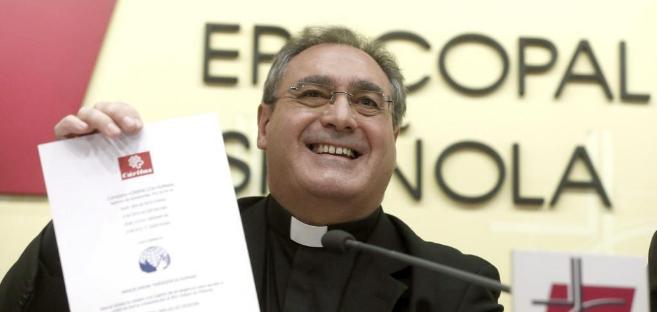 Rueda de prensa de José María Gil Tamayo.