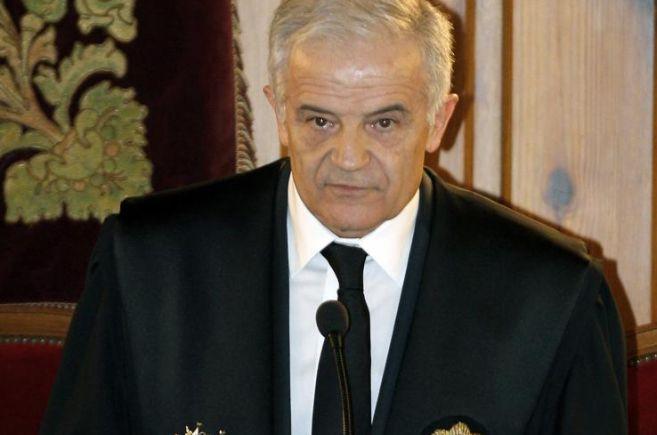 El nuevo fiscal superior de la Comunidad, Antonio Montabes.