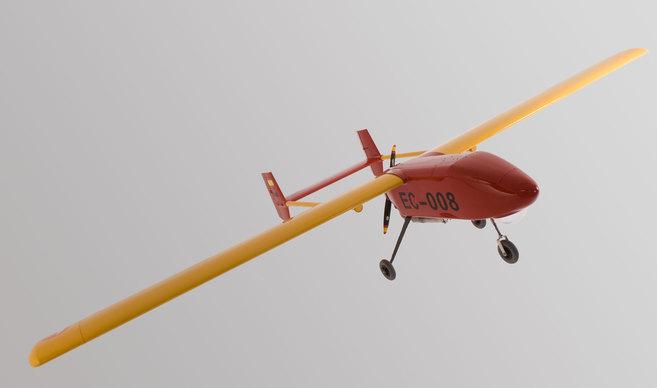 avis drone orange