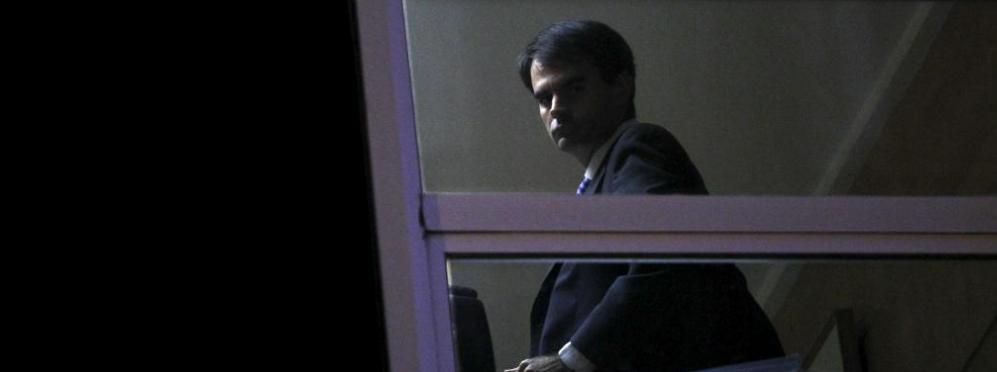 El juez Pablo Ruz, en su despacho de la Audiencia Nacional.