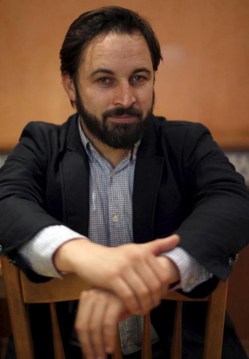 El ex miembro del PP Santiago Abascal