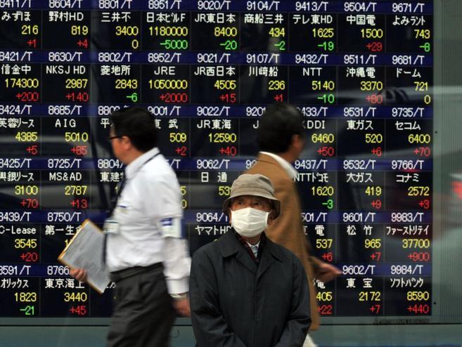 La bolsa de Tokio celebra con subidas el acuerdo con Irán.