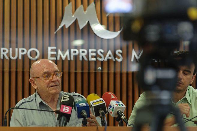 El empresario ibicenco y ex ministro Abel Matutes.