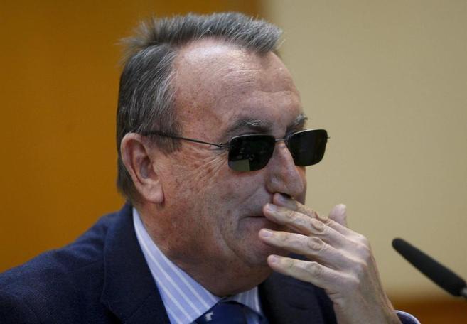 El ex presidente de la Diputación Provincial y del PP de Castellón,...