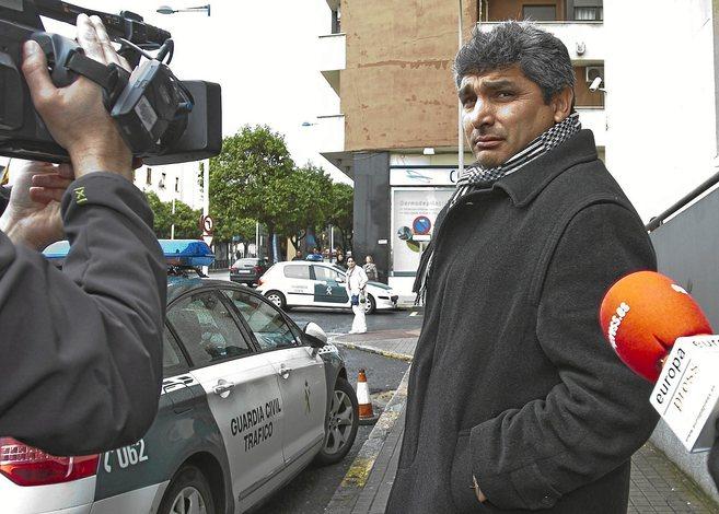 Juan José Cortés acude a declarar ante la Audiencia de Provincial de...