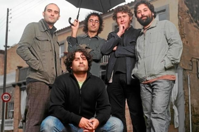 El grupo Antònia Font.