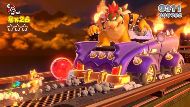 Super Mario 3d World Al Rescate De Wii U En Su Primer Aniversario